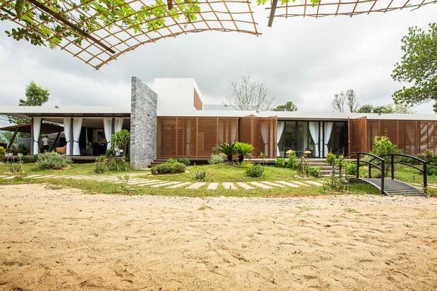 Nhà cấp 4 của gia đình tam đại đồng đường ở Quảng Nam: Bên ngoài giản dị mà bên trong sang trọng như resort 5 sao - Ảnh 18.