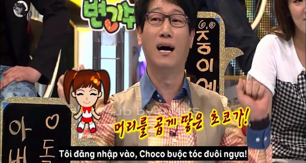 Bố già Ji Suk Jin suýt bị vợ ly hôn vì game online - Ảnh 3.