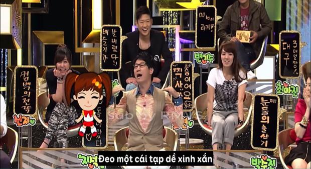 Bố già Ji Suk Jin suýt bị vợ ly hôn vì game online - Ảnh 4.