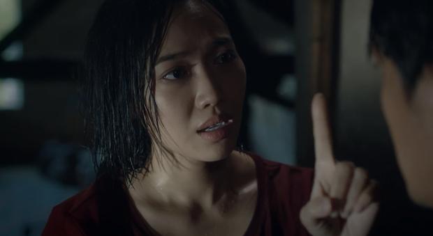 Diệu Nhi nửa tỉnh nửa mê, bị hạm đội ma quỷ miền quê bắt cóc ở teaser phim kinh dị Bóng Đè - Ảnh 6.