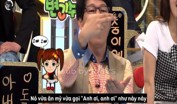 Bố già Ji Suk Jin suýt bị vợ ly hôn vì game online - Ảnh 5.