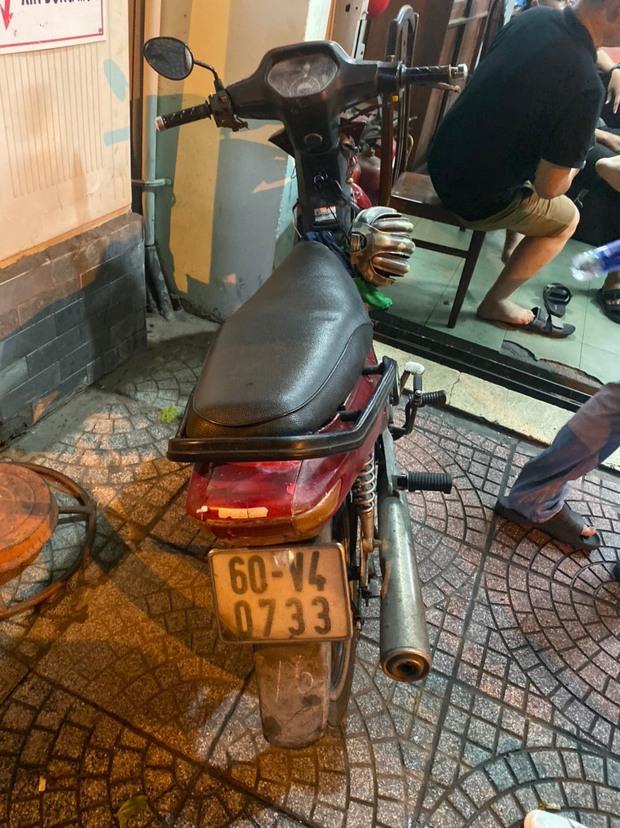 Băng nhóm chuyên trộm cắp tài sản của các cặp đôi tâm sự, hóng mát ở công viên trung tâm Sài Gòn - Ảnh 2.