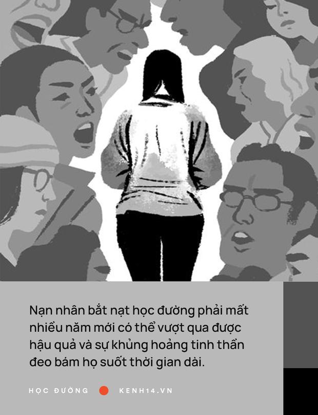 Nếu những kẻ bắt nạt học đường và nạn nhân ngồi đối diện, họ sẽ nói gì với nhau? - Ảnh 3.