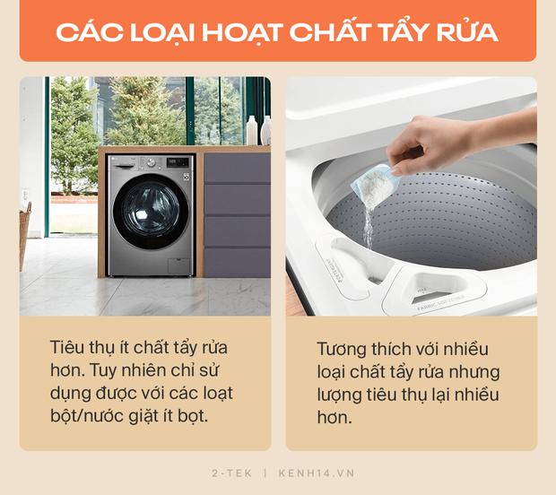 Máy giặt cửa trước và cửa trên khác nhau như thế nào? Hãy tìm hiểu rõ trước khi xuống tiền chốt đơn - Ảnh 4.