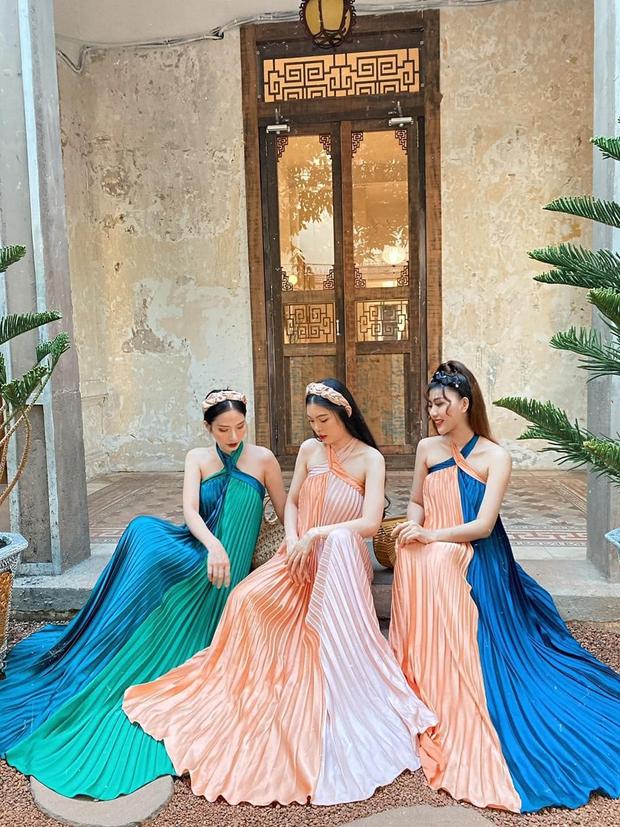 Vào shop chọn váy bánh bèo đi biển: Dưới 350k toàn kiểu xinh tươi, chụp ảnh sống ảo mê phải biết - Ảnh 11.