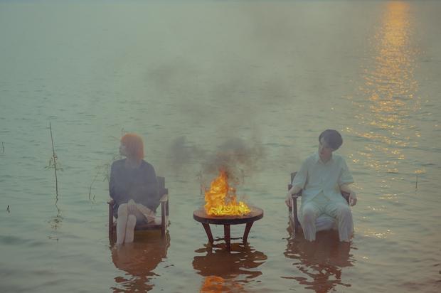 Vũ Cát Tường hóa nam thần trong MV, fan than trời vì lyrics nghe cứ như ngôn ngữ hành tinh khác? - Ảnh 7.