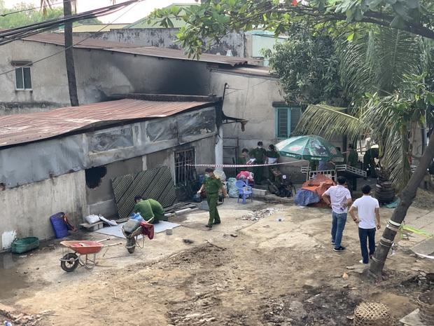 Nguyên nhân ban đầu vụ cháy thương tâm khiến 6 người tử vong ở Sài Gòn - Ảnh 2.