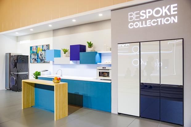 Tủ lạnh giờ nhiều màu sắc, lại còn khả năng lắp ghép như thế này đây - Ảnh 7.