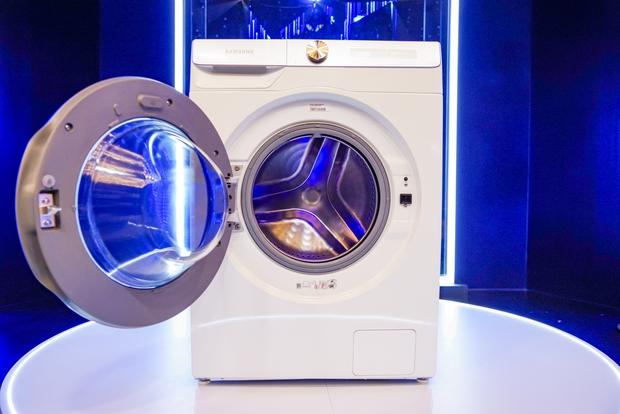 Máy giặt có trí tuệ nhân tạo thì sẽ như thế nào? Đây là ví dụ - Ảnh 2.