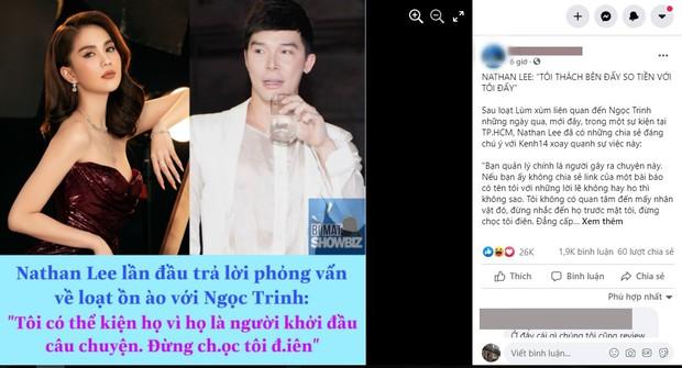 Phan Ngọc Luân chỉ cách phân bua cuộc chiến Nathan Lee - Ngọc Trinh: Hai anh em cùng làm từ thiện, ai cho nhiều tiền hơn người đó thắng - Ảnh 4.