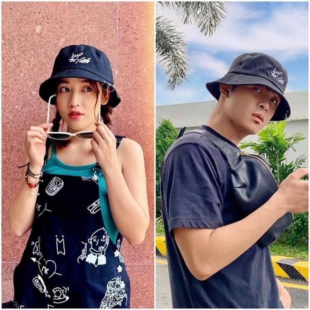 Puka và Gin Tuấn Kiệt bị soi hint hẹn hò: Nàng đăng ảnh ăn tối đơn côi nhưng chàng lộ luôn bằng chứng rõ ràng - Ảnh 6.