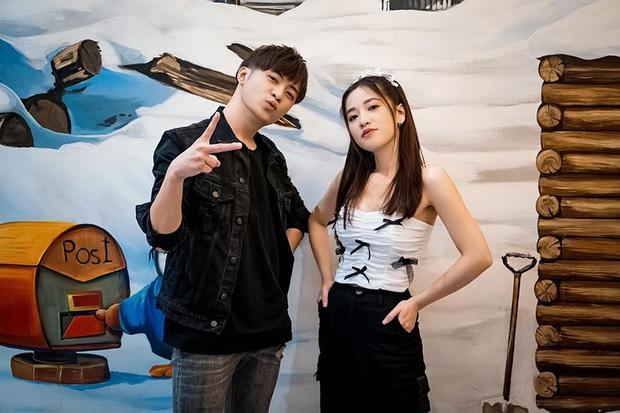 Puka và Gin Tuấn Kiệt bị soi hint hẹn hò: Nàng đăng ảnh ăn tối đơn côi nhưng chàng lộ luôn bằng chứng rõ ràng - Ảnh 8.