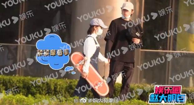 HOT: Thẩm Nguyệt (Vườn Sao Băng) lộ ảnh hẹn hò siêu cute tựa ngôn tình, thuyền Thiên - Nguyệt chính thức chìm vì nam phụ - Ảnh 8.