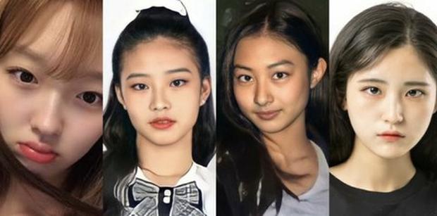Lộ diện nhóm em gái tin đồn của BLACKPINK: Có tiểu Sulli trong đội hình, không có ai nối nghiệp visual của Jisoo? - Ảnh 1.