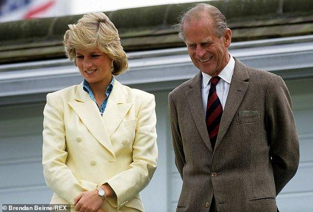 Quan hệ tốt đẹp của Hoàng tế Philip và các nàng dâu: Công nương Diana nhận sự đối đãi đặc biệt nhưng vẫn chưa phải là người được yêu quý nhất - Ảnh 2.