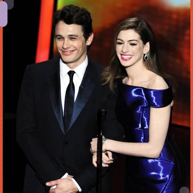 Lí do Oscars 2011 là đêm tồi tệ nhất lịch sử: Anne Hathaway không gánh nổi đồng đội vô duyên, tưởng ai hóa ra tài tử Người Nhện - Ảnh 9.