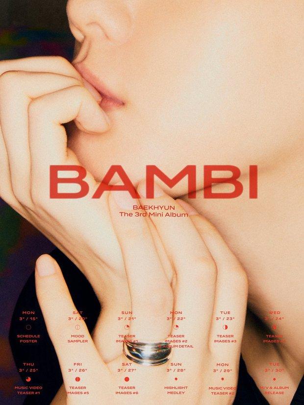 Không cần quảng bá, Baekhyun (EXO) vẫn lập kỉ lục triệu bản, cả Kpop Gen 3 không ai làm được - Ảnh 3.