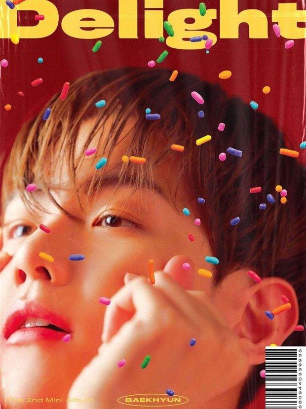 Không cần quảng bá, Baekhyun (EXO) vẫn lập kỉ lục triệu bản, cả Kpop Gen 3 không ai làm được - Ảnh 4.