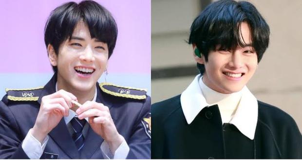 Kpop có chàng idol mê V (BTS) như điếu đổ: Vỡ oà sung sướng khi gặp mặt, giữ món quà được tặng như báu vật - Ảnh 6.