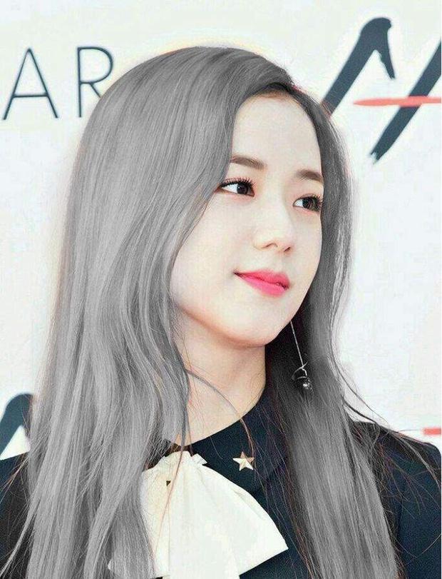 Đẳng cấp của idol đẹp như Hoa hậu: Jisoo chứng minh khả năng cân được mọi màu tóc, từ cơ bản đến chóe lọe - Ảnh 8.