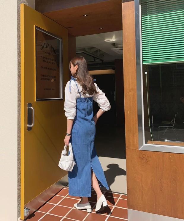 Tủ đồ của hội gái Hàn sành điệu luôn có đủ 10 items sau, bạn cứ học theo là style đẹp vượt cấp - Ảnh 10.