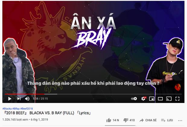 Rộ tin B Ray làm giám khảo Rap Việt, có ai còn nhớ trận diss cực căng với Rhymastic và Blacka không nhỉ? - Ảnh 5.
