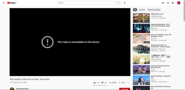 Khó tin: Video dài nhất trên YouTube kéo dài gần 1 tháng, nhưng nội dung là gì? - Ảnh 3.