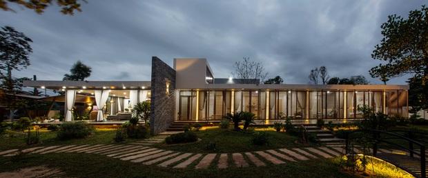 Nhà cấp 4 của gia đình tam đại đồng đường ở Quảng Nam: Bên ngoài giản dị mà bên trong sang trọng như resort 5 sao - Ảnh 21.