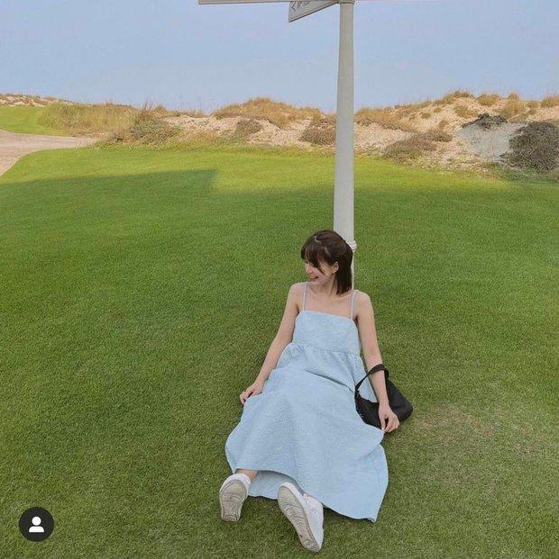 Vào shop chọn váy bánh bèo đi biển: Dưới 350k toàn kiểu xinh tươi, chụp ảnh sống ảo mê phải biết - Ảnh 9.
