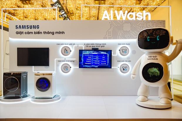 Samsung áp dụng AI vào máy giặt như thế nào? - Ảnh 2.