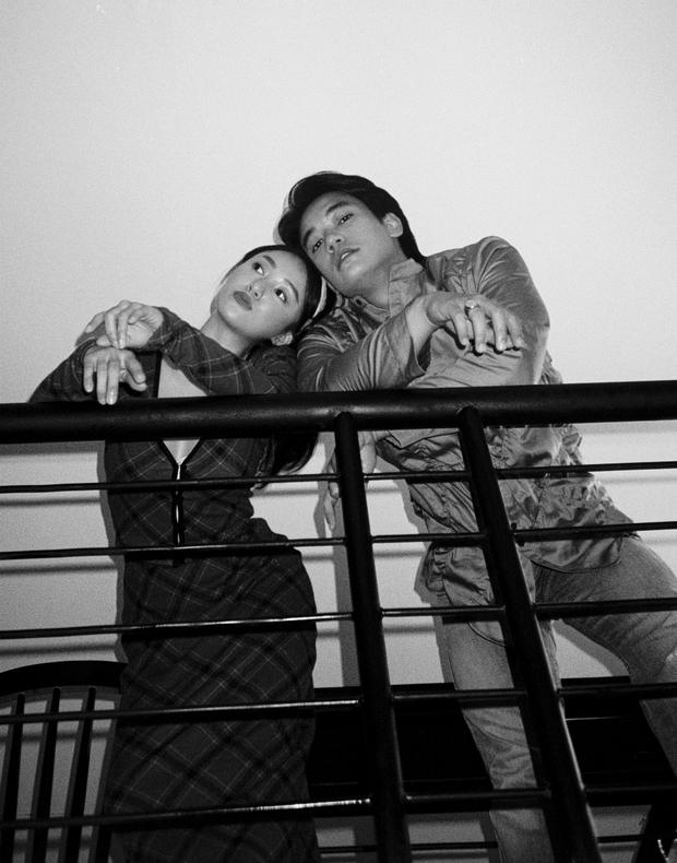Bị đồn phim giả tình thật, mỹ nhân phim Victor Vũ đáp trả bằng bộ ảnh cực tình bên hot boy gốc Việt - Ảnh 12.