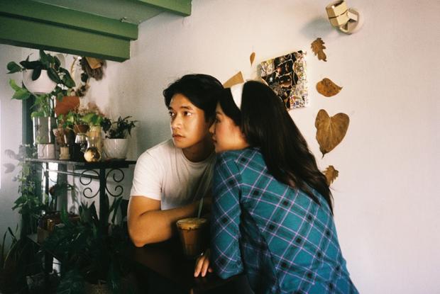 Bị đồn phim giả tình thật, mỹ nhân phim Victor Vũ đáp trả bằng bộ ảnh cực tình bên hot boy gốc Việt - Ảnh 9.