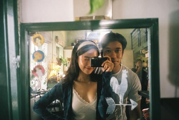 Bị đồn phim giả tình thật, mỹ nhân phim Victor Vũ đáp trả bằng bộ ảnh cực tình bên hot boy gốc Việt - Ảnh 13.