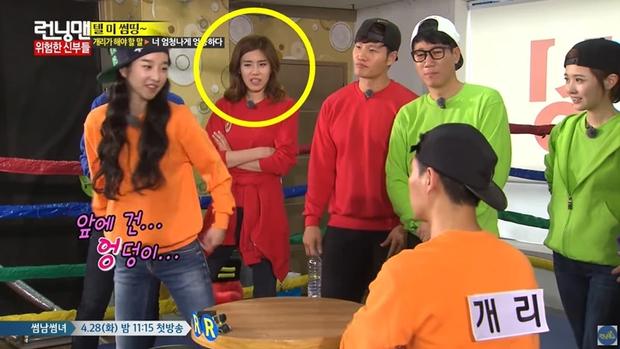 Đào lại clip cũ cho thấy dàn sao Running Man biết con người của Seo Ye Ji: Jessi thái độ ra mặt, Song Ji Hyo cũng phải méo xệch - Ảnh 5.