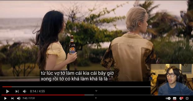 ViruSs tung reaction về MV mới của Jack, cộng đồng mạng cười bò vì phụ đề tiếng Việt quá hài hước! - Ảnh 5.