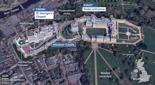 Lễ tang của Hoàng thân Philip - phu quân Nữ hoàng Anh sắp diễn ra, đây là toàn bộ những gì chúng ta cần biết - Ảnh 2.