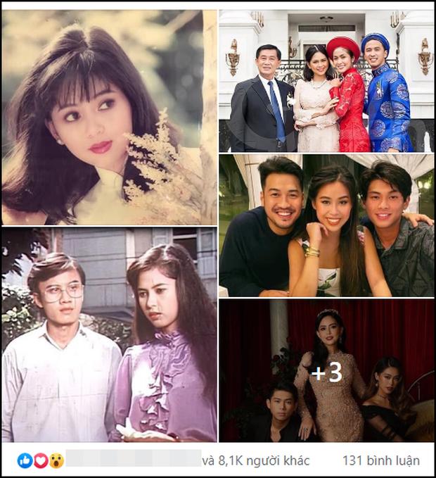 Netizen phát sốt vì visual mẹ chồng Hà Tăng ở phim 30 năm trước: Hồng nhan mà không bạc phận là đây! - Ảnh 1.