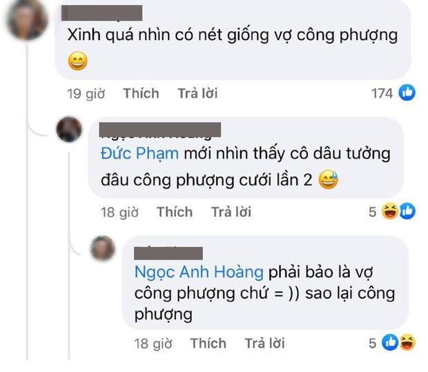 Chỉ một góc nghiêng chụp cô dâu của Phan Mạnh Quỳnh, dân mạng tưởng Vũ Cát Tường để tóc dài lại còn gọi tên cả vợ Công Phượng - Ảnh 6.