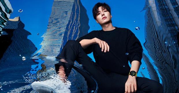 Lee Min Ho bất ngờ xuất hiện trong chiến dịch quảng cáo đồng hồ mới của Louis Vuitton, khoe visual hack tuổi trứ danh - Ảnh 3.