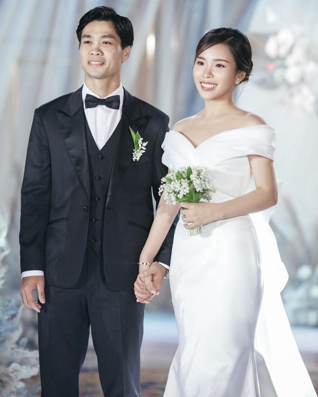 Chỉ một góc nghiêng chụp cô dâu của Phan Mạnh Quỳnh, dân mạng tưởng Vũ Cát Tường để tóc dài lại còn gọi tên cả vợ Công Phượng - Ảnh 10.