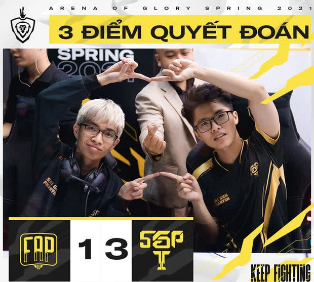Đấu Trường Danh Vọng: Team Flash có chiến thắng quý như vàng, cuộc đua top 4 đến hồi căng thẳng nhất! - Ảnh 2.