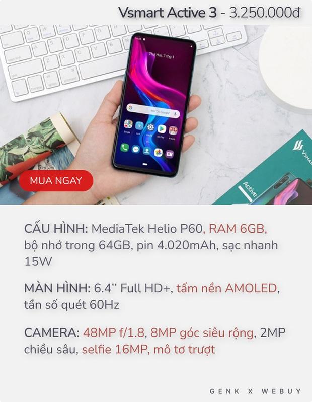 Từ 3 triệu đã mua được smartphone không tai thỏ, không nốt ruồi nhìn đỡ ''ngứa mắt'' - Ảnh 1.
