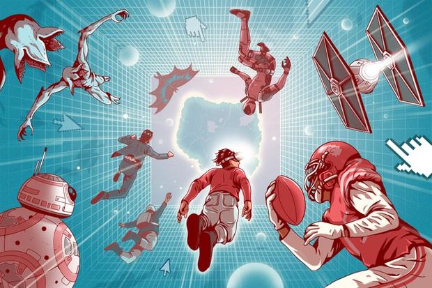 Sony và nhiều ông lớn công nghệ khác đầu tư 1 tỷ USD vào Epic Games để làm một Siêu vũ trụ - bước tiến hóa tiếp theo của Internet - Ảnh 2.
