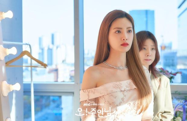 4 màu tóc nhuộm đang hot rần rần trong phim Hàn, chị em áp dụng thì độ sang chảnh lên một tầm cao mới - Ảnh 3.