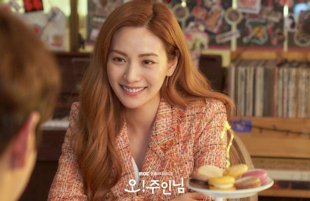 4 màu tóc nhuộm đang hot rần rần trong phim Hàn, chị em áp dụng thì độ sang chảnh lên một tầm cao mới - Ảnh 4.