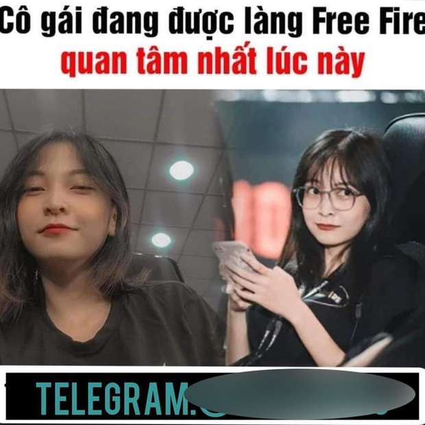 Làm trọng tài Free Fire, nữ sinh viên năm 3 tiết lộ: từng bị tin tặc lợi dụng hình ảnh trên web đen - Ảnh 6.