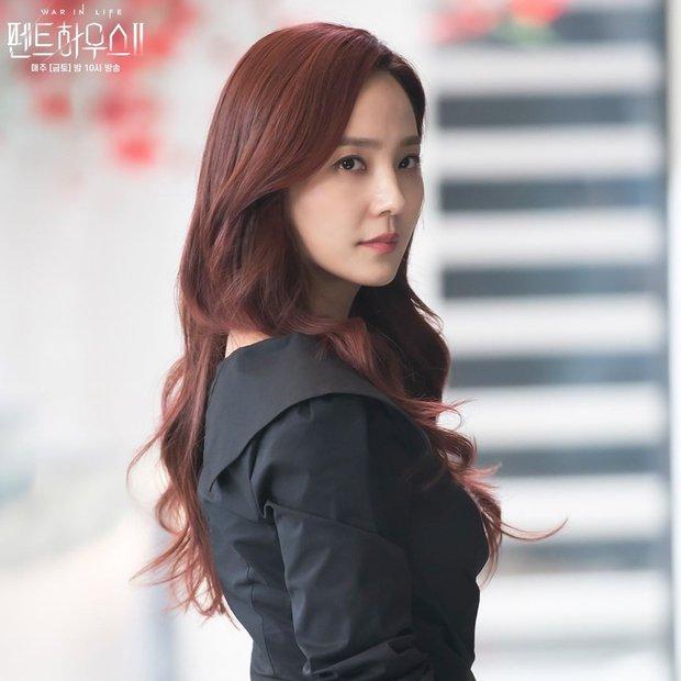 4 màu tóc nhuộm đang hot rần rần trong phim Hàn, chị em áp dụng thì độ sang chảnh lên một tầm cao mới - Ảnh 8.