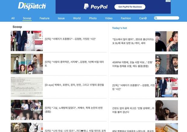 Rầm rộ tin Dispatch tung ảnh Park Min Young - Park Seo Joon hẹn hò hơn 2 năm, sự thật khiến dân tình phẫn nộ - Ảnh 4.