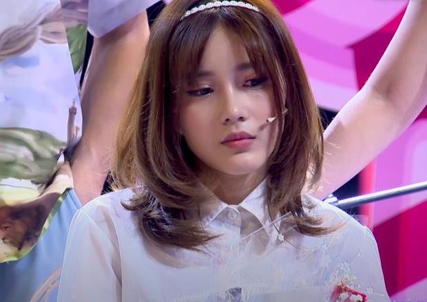 Phạm Đình Thái Ngân nhận rổ gạch đá khi đòi hôn bằng được nữ chính show hẹn hò rồi thẳng thừng từ chối! - Ảnh 14.