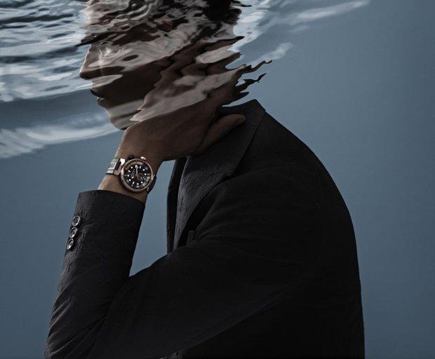 Lee Min Ho bất ngờ xuất hiện trong chiến dịch quảng cáo đồng hồ mới của Louis Vuitton, khoe visual hack tuổi trứ danh - Ảnh 8.